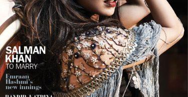 Shraddha Kapoor on Filmfare Magazine Cover
