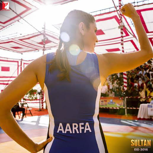 Aarfa's new still from Sultan