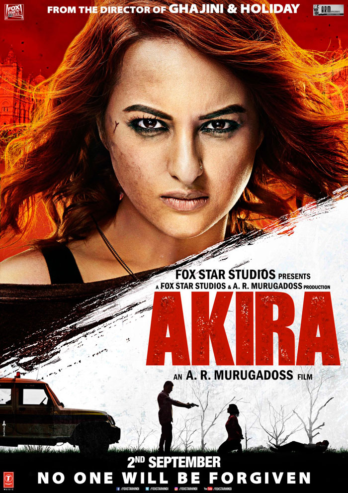 Akira Second Poster