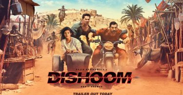 Dishoom New Poster