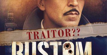 Rustom Second Poster
