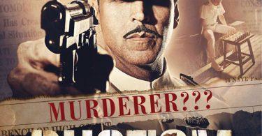 Rustom Third Poster