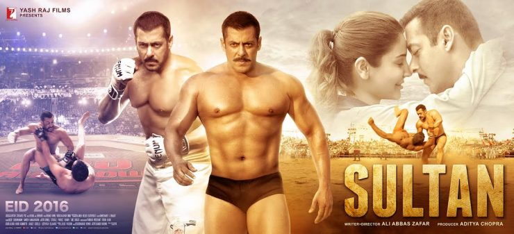 Sultan New Poster - Salman Khan