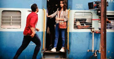 Arjun and Shraddha enact train sequence for Half Girlfriend