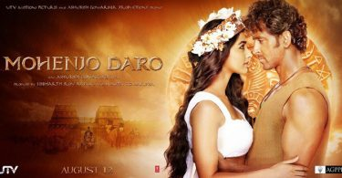 Chaani and Sarman in Mohenjo Daro New Poster