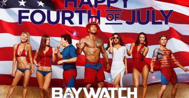 Priyanka Chopra on Baywatch Poster