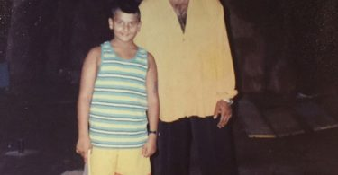 Ranveer Singh's Childhood Picture with Akshay Kumar