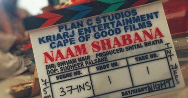 Akshay Kumar starts shooting for Naam Shabana