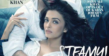 Aishwarya Rai, Ranbir Kapoor on Filmfare Magazine Cover