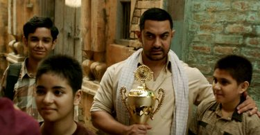 Dhaakad Song Still - Dangal