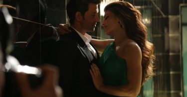 Hrithik and Jacqueline in The Secret To My Stability