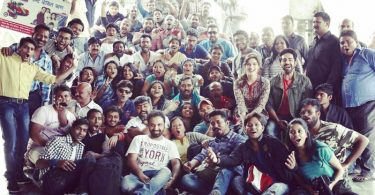 Kriti and Ayushmann wrap up Bareilly Ki Barfi with a bang