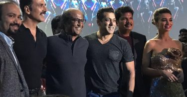 Salman Khan's at 2.0 First Look launch