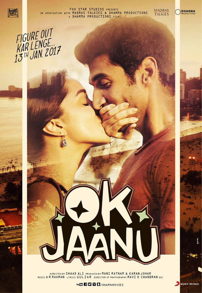 Ok Jaanu First Look