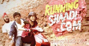 Runningshaadi.com Poster