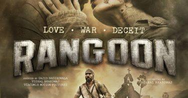 Rangoon Poster 1