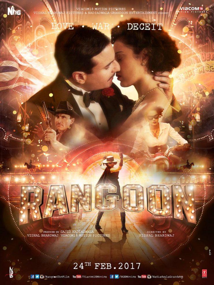 Rangoon Poster 2
