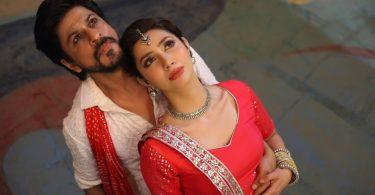 Udi Udi Jaye Song Still - Shahrukh Khan, Mahira Khan