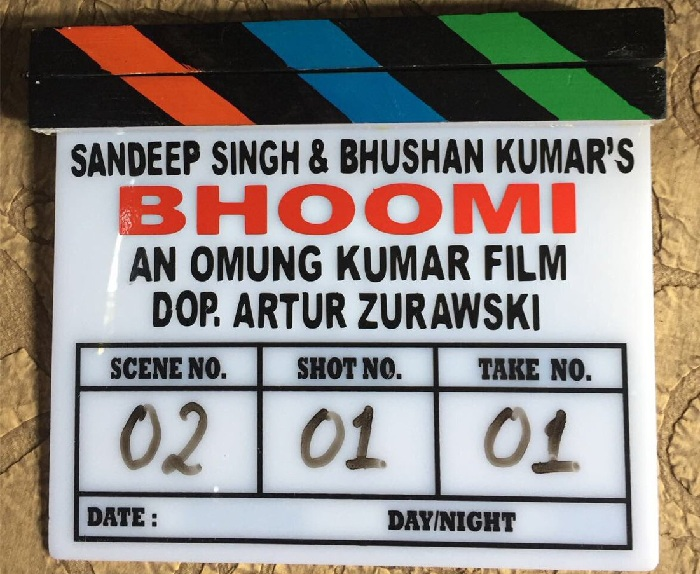 Bhoomi shooting commences in Agra