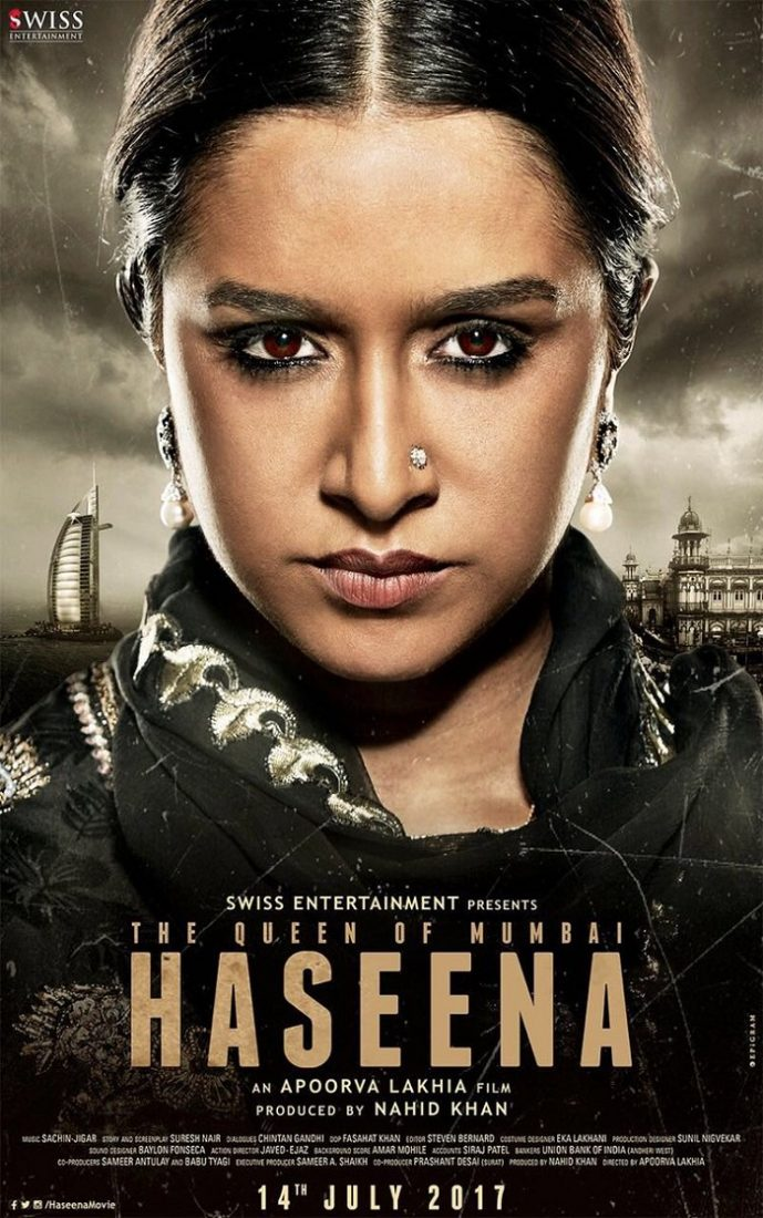 Haseena first look