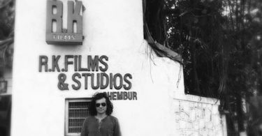 Imtiaz Ali shot for The Ring in Raj Kapoor's studio