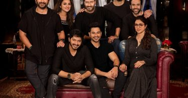 Golmaal Again whole cast celebrating Rohit Shetty's birthday