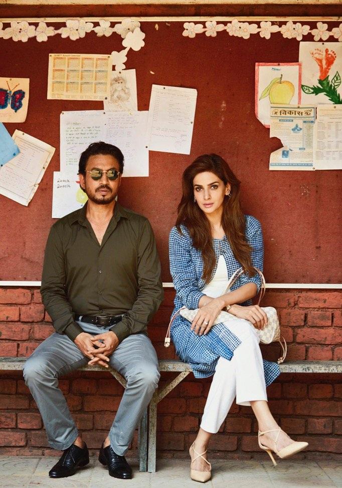 Irrfan Khan, Saba Qamar starrer Hindi Medium