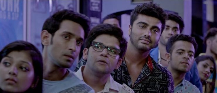 Arjun Kapoor - Half Girlfriend Still