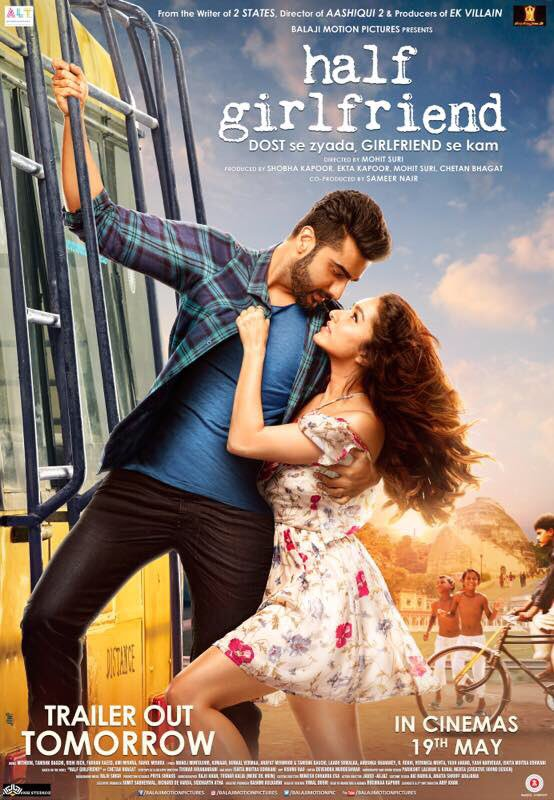 Half Girlfriend New Poster