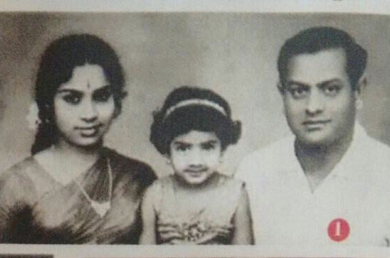 Ram Gopal Varma posted a childhood photo of Sridevi