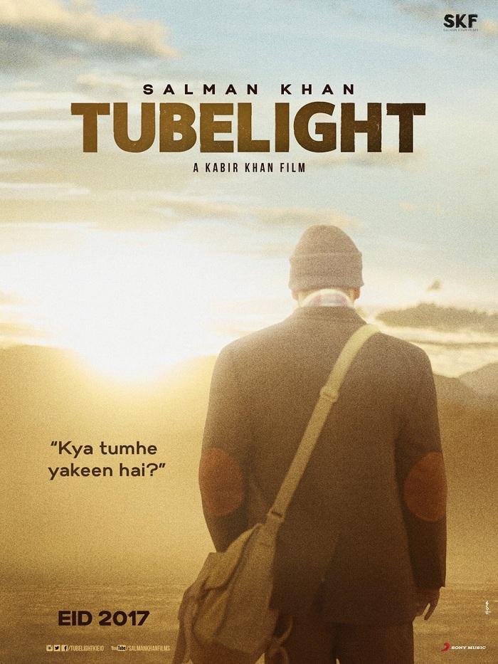 Tubelight Teaser Poster