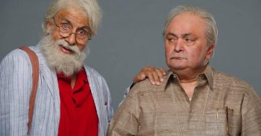 Amitabh Bachchan, Rishi Kapoor look from 102 Not Out