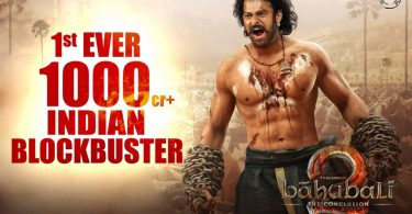 Bahubali 2 crosses 1000 crore worldwide