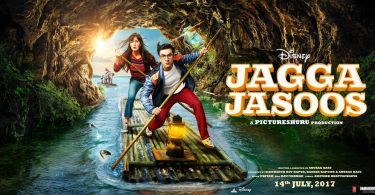 Jagga Jasoos New Poster