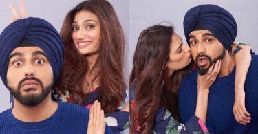 Mubarakan First Look - Arjun Kapoor, Athiya Shetty