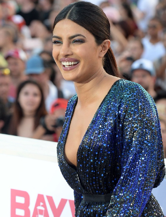 Priyanka Chopra at World Premiere of Baywatch