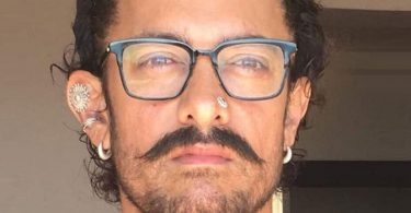 Aamir Khan's ear and nose piercing look for Thugs Of Hindostan