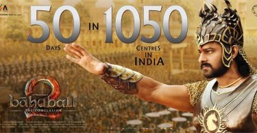 Baahubali 2 - The Conclusion - 50 Days