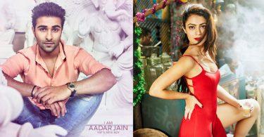 Aadar Jain - Anya Singh