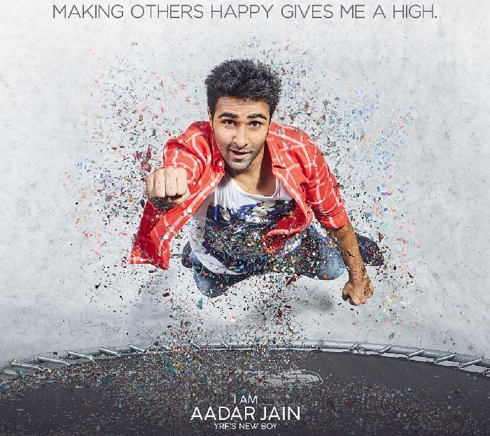 Aadar Jain - New Face of YRF