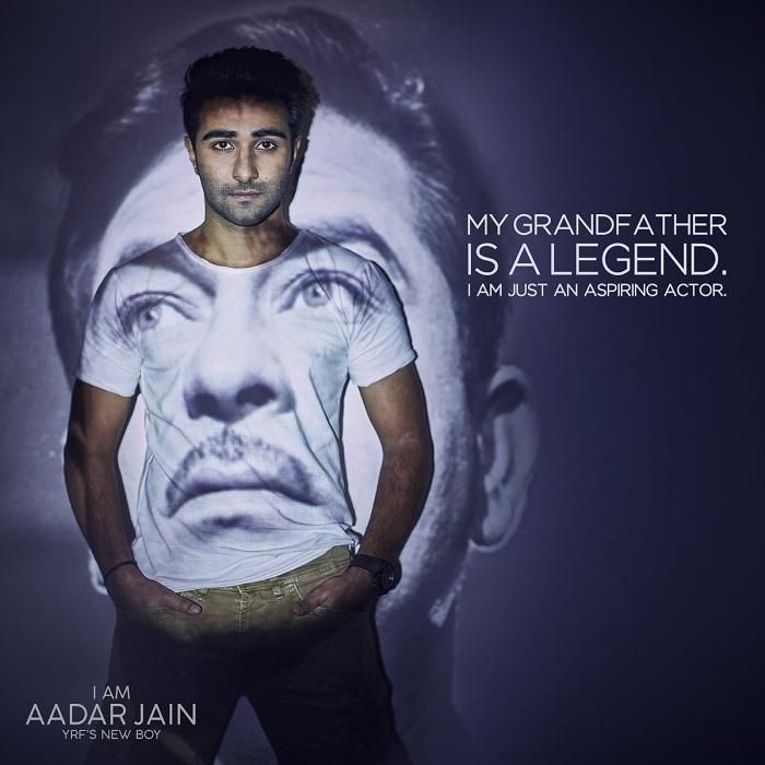 Aadar Jain grandson of late actor-filmmaker Raj Kapoor