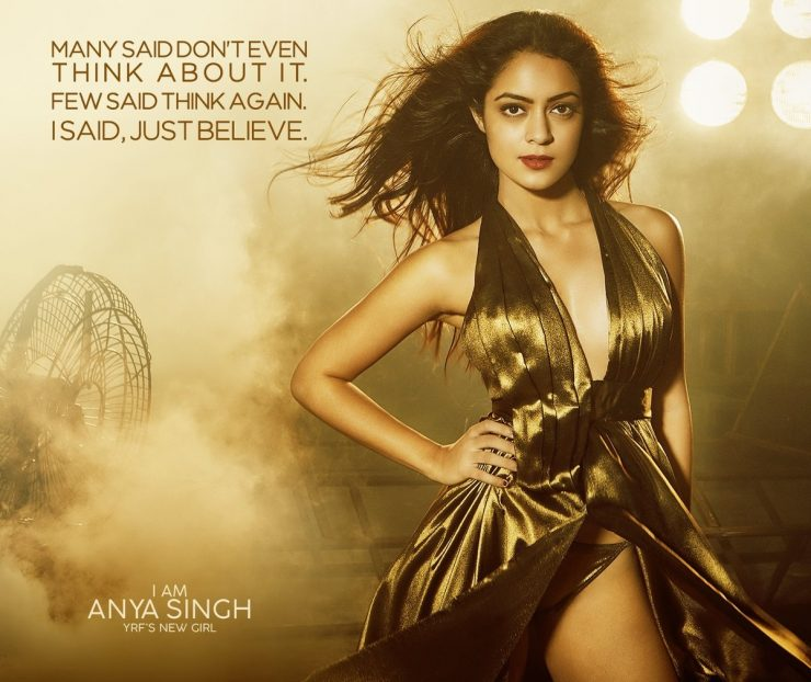 Anya Singh - New Face of YRF