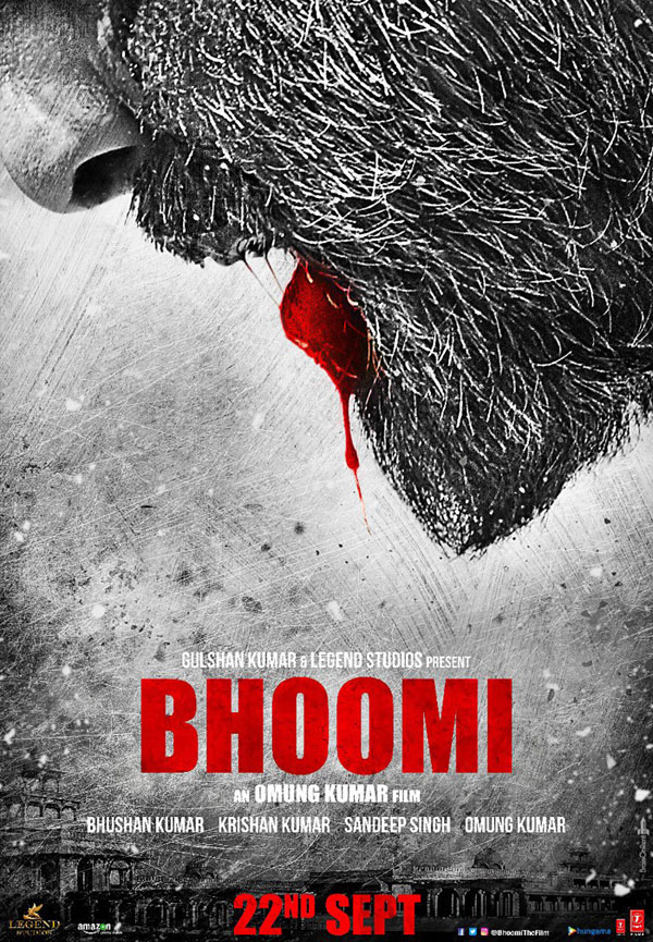 Bhoomi Teaser Poster