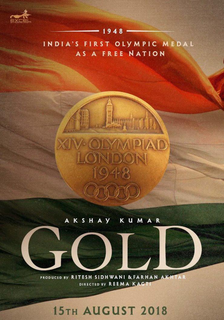 Gold Akshay Kumar