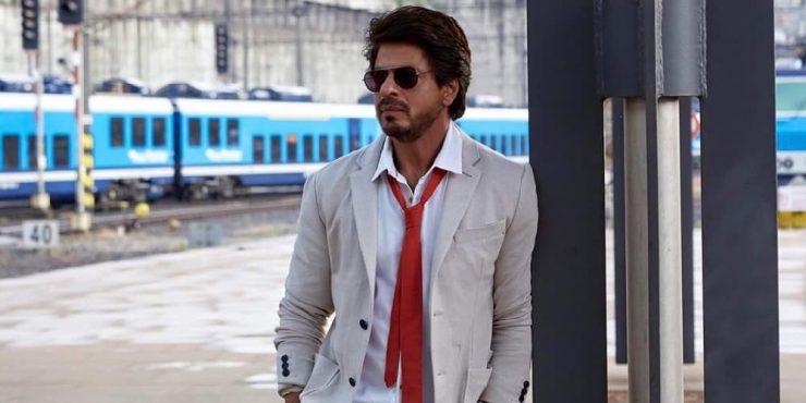 Hawayein Song Still - SRK