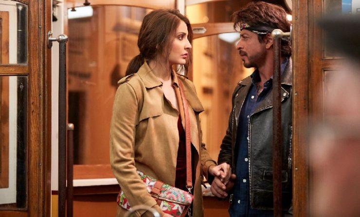 Jab Harry Met Sejal Still - Shahrukh, Anushka