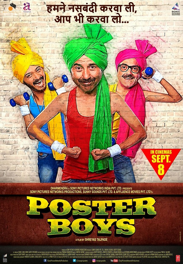 Poster boys indian movie