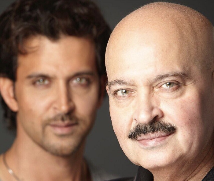Rakesh Roshan completes 50 years in showbiz, Hrithik celebrates