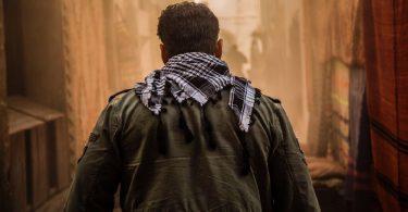 Salman Khan's Look from Tiger Zinda Hai