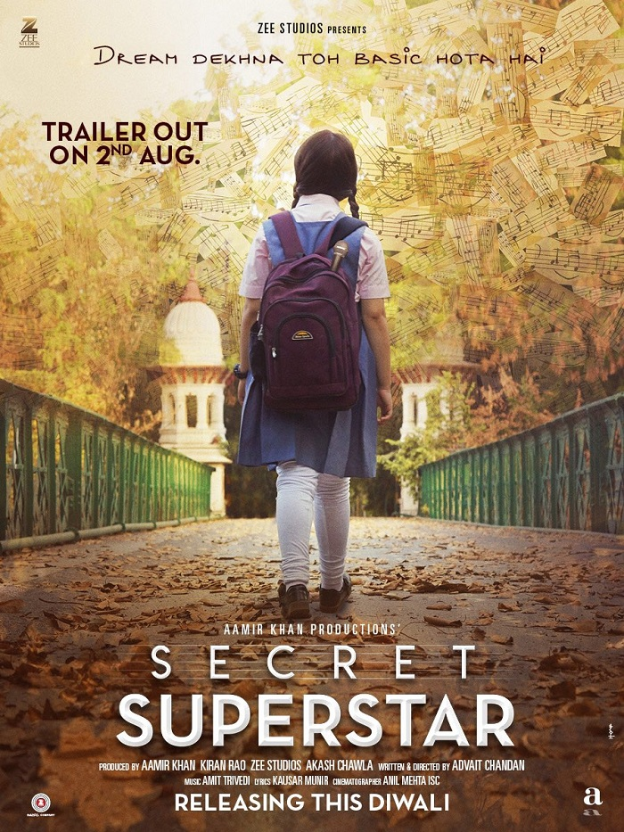 Secret Superstar First Look